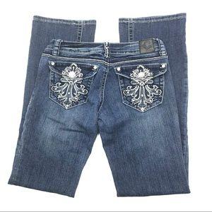 Grace Boot Cut Jeans, Size 26, EUC
